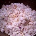 Petals for essetial oils